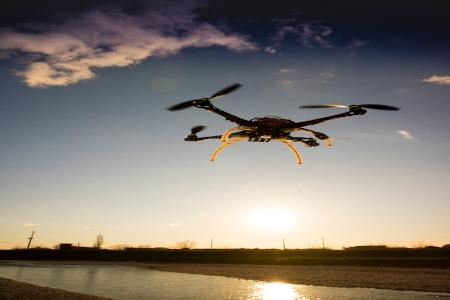 cote d'ivoire Drone